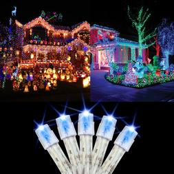 100 LED Christmas Tree Lights String Outdoor Decorations Sho