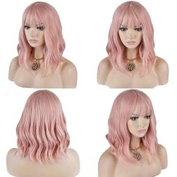 Beron 14 Inches Short Curly Women Girls Charming Synthetic W