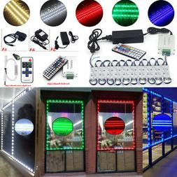 5050 SMD 3 LED Module Lights STORE FRONT WINDOW Sign Lamp Su