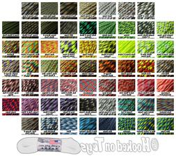 Atwood 550 Paracord Rope Multi-Color 100' Hank 7-Strand Cord