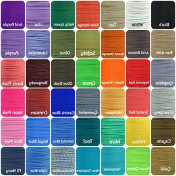 550 Paracord Type III 7 Strand Parachute Cord 10,25,50,100ft