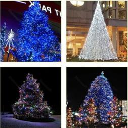 56ft Solar Powered 100LED Christmas Party Indoor Outdoor Fai