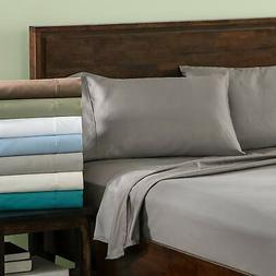 Superior 600 Thread Count Cotton Blend Pillowcases (Set of