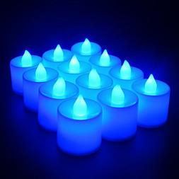 ELlight 24 PCS  Battery Operated Candles Flameless LED Teali