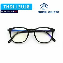 BLUE LIGHT BLOCKING GLASSES COMPUTER GAMER LCD/LED SCREEN EY