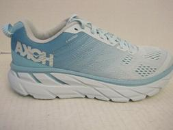 Hoka One One Clifton 6 Women Size 7 1/2 Light Blue New with