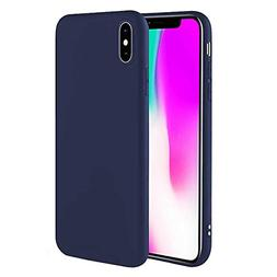 iBarbe Compatible with iPhone Xs Max Case,Slim Fit Ultra Thi