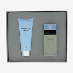 D&G Light Blue 2 Piece Gift Set with 1.6 Oz by Dolce & Gabba