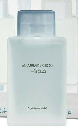 D & G LIGHT BLUE EAU INTENSE by Dolce & Gabbana 3.3 OZ  EAU