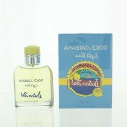 D & G LIGHT BLUE ITALIAN ZEST by Dolce & Gabbana 4.2 OZ EAU