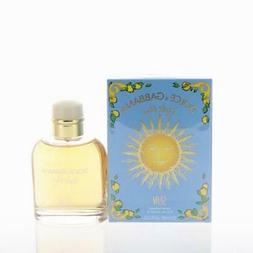 D & G LIGHT BLUE SUN by Dolce & Gabbana 4.2 OZ EAU DE TOILET