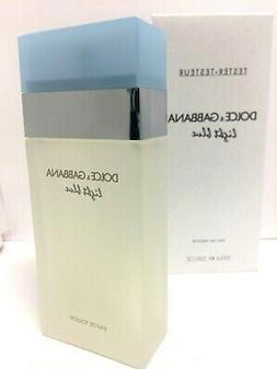 DG Light Blue Perfume by Dolce Gabbana 3.3 oz  EDT 100 ml WO