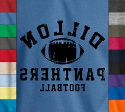 DILLON PANTHERS T-Shirt Texas Friday Night Lights High Schoo
