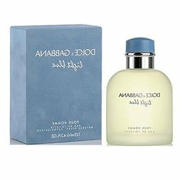 Dolce & Gabbana Eau de Toilettes Spray, Light Blue, 4.2 Flui