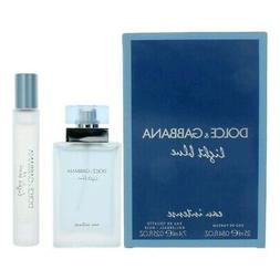 Dolce & Gabbana Light Blue Eau Intense 0.84 Oz / 25 ML + 7.4