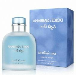 Dolce & Gabbana LIGHT BLUE EAU INTENSE Men ~ EDP Spray ~ Mul