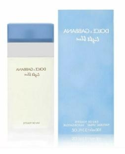 Dolce & Gabbana Light Blue Womens Perfume 3.3/100ml.EDT. **S
