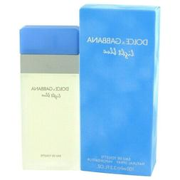 Dolce & Gabbana Light Blue Womens Perfume 3.3 floz 100ml EDT