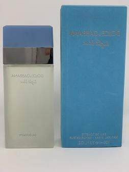 Dolce Gabbana Light Blue Women 3.3 oz / 3.4 oz EDT Spray Per