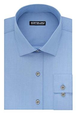 dress shirt slim fit solid