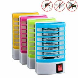 LED Socket Electric Mosquito Killer Lights Fly Bug Insect Tr