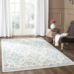 Safavieh Evoke Collection EVK224C Contemporary Ivory and Lig