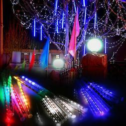 Falling Rain Drop/Icicle LED String Lights Outdoor Xmas Part