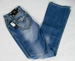 jeans light blue flap pocket stretch signature