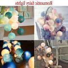 10M LED Christmas String Lights Ball Wedding Xmas Party Deco