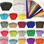 10pcs Nylon Coil Zippers Tailor Sewer Craft(8-24 Inch)Cr
