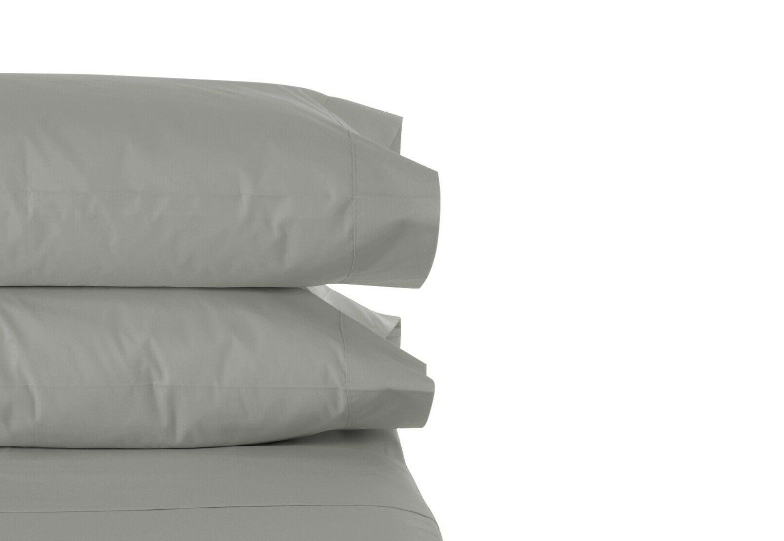 1800 Series PillowCase- 2 Pillow Cases Per Set King Size Sta