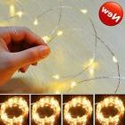 20/30/40/50/100LED MICRO WIRE STRING FAIRY PARTY XMAS WEDDIN