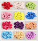 20Pcs Fake Artificial Rose Silk Flower Party Wedding Garden
