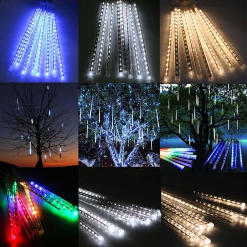 30cm Meteor Shower Rain Tube Xmas Snowfall Outdoor