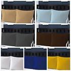 50% Cotton 400 TC  Pillow Case Set Standard And King Size Se