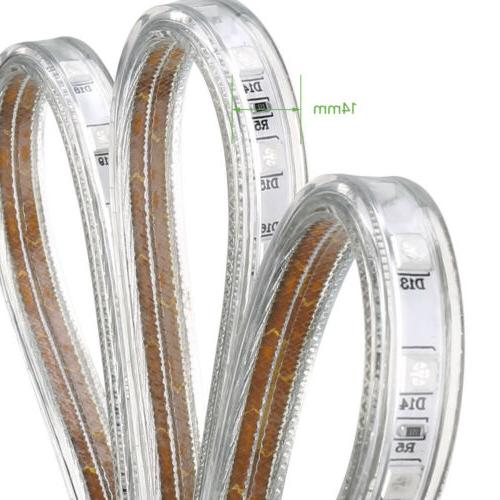 20M 5050 SMD LED Strip Light Waterproof Tape Rope Lighting