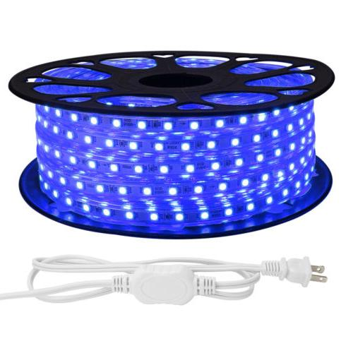 60leds m waterproof 5050 led tape rope