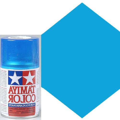 86039 PS-39 Polycarbonate Spray Translucent Lt Blue 3oz TAMR