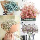 Artificial Fake Baby's Breath Gypsophila Silk Flowers Bouque