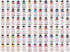 Angelus Brand Acrylic Leather Paint Waterproof all colors -