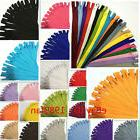 Colorful Nylon 3# Invisible Zippers 12 inch  Tailor Sewing C