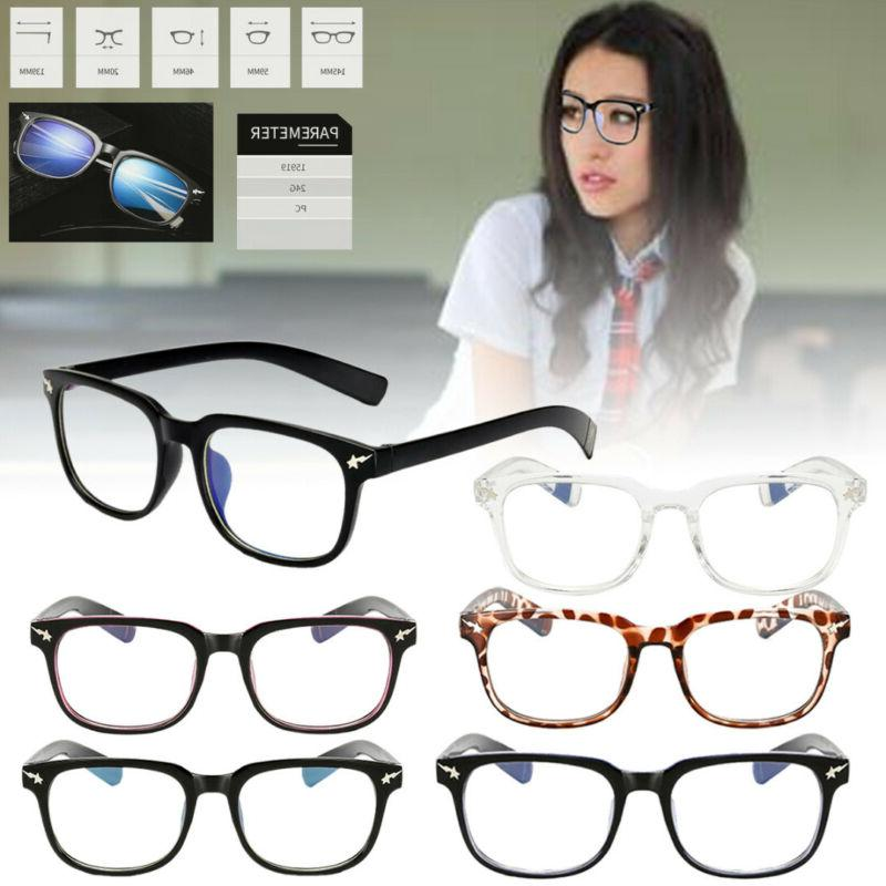 Computer Glasses Blue Light Blocking Blocker Filter Anti Fat