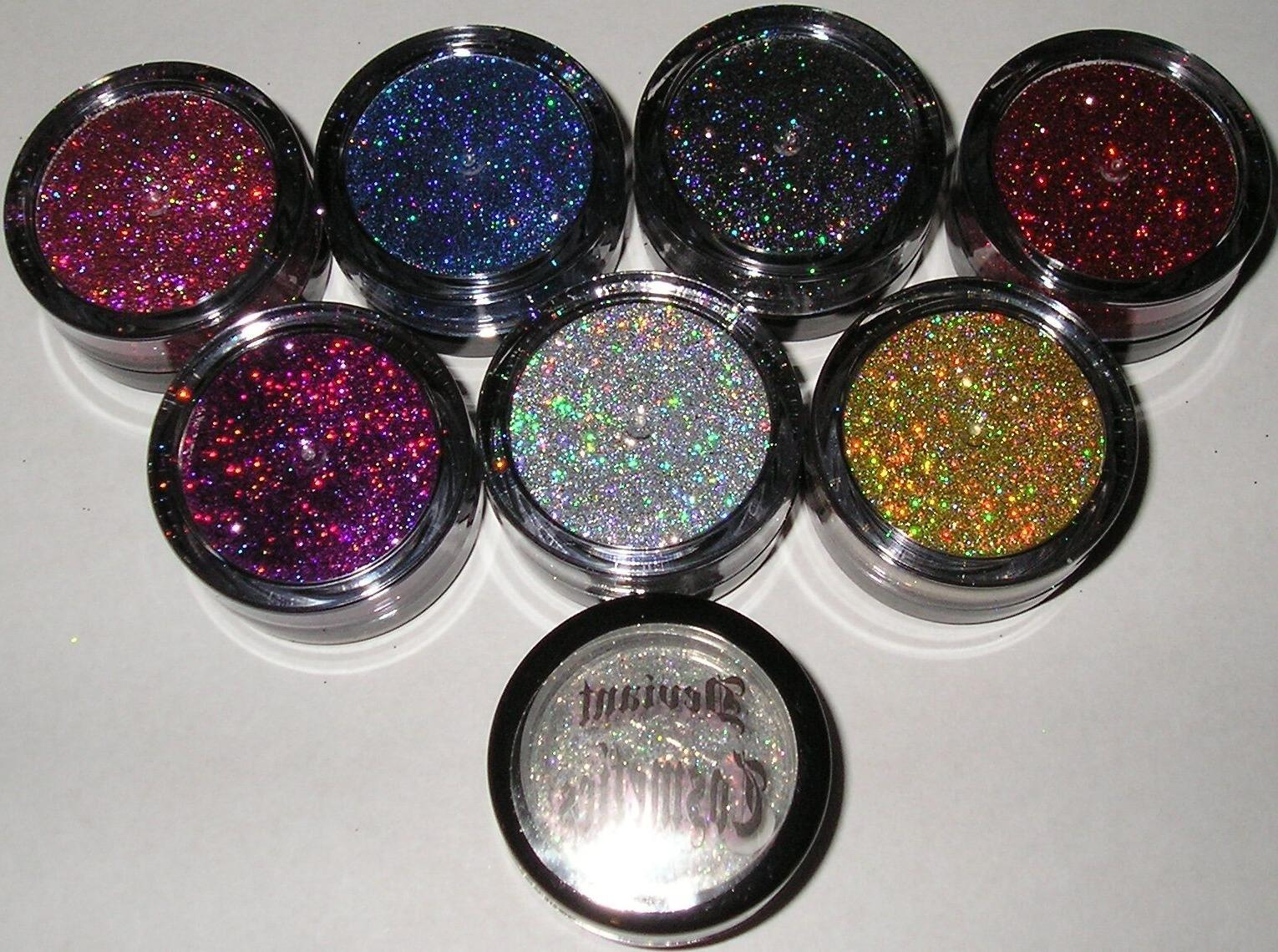 Cosmetic Holographic Eye Shadow Glitter ~ Compares to 3D Gli
