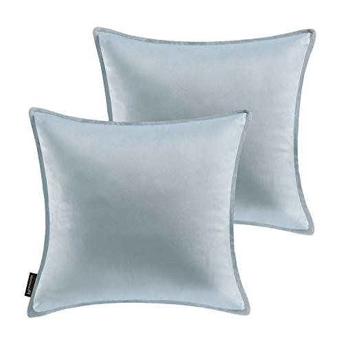 PHANTOSCOPE Throw Square Set Cushion Case x 45 cm Light Set 2