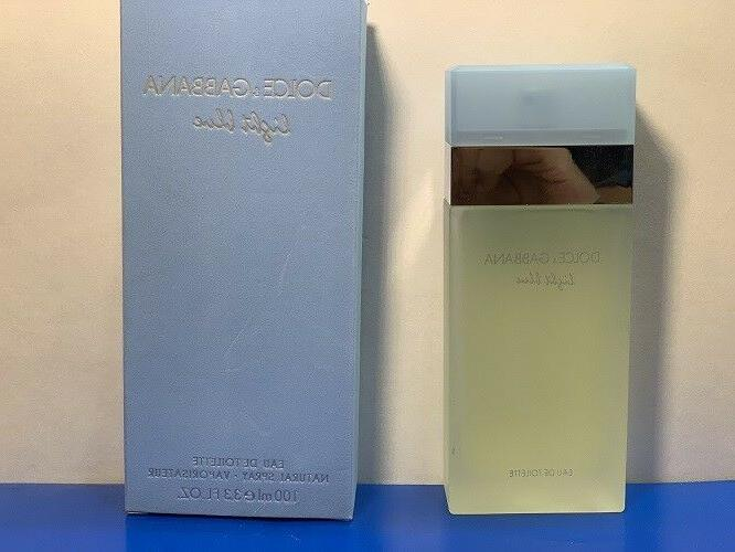 Dolce & Blue / 3.4 Perfume For