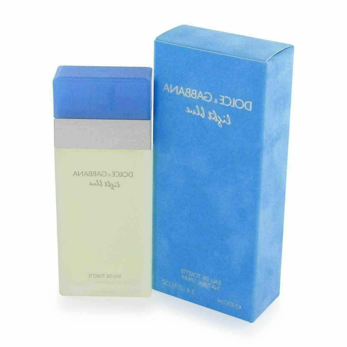 dolce and gabbana light blue eau de