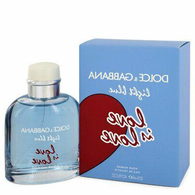 dolce and gabbana light blue love is