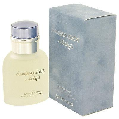 Dolce & Gabbana Light Blue Perfume Men's Eau De Toilette S