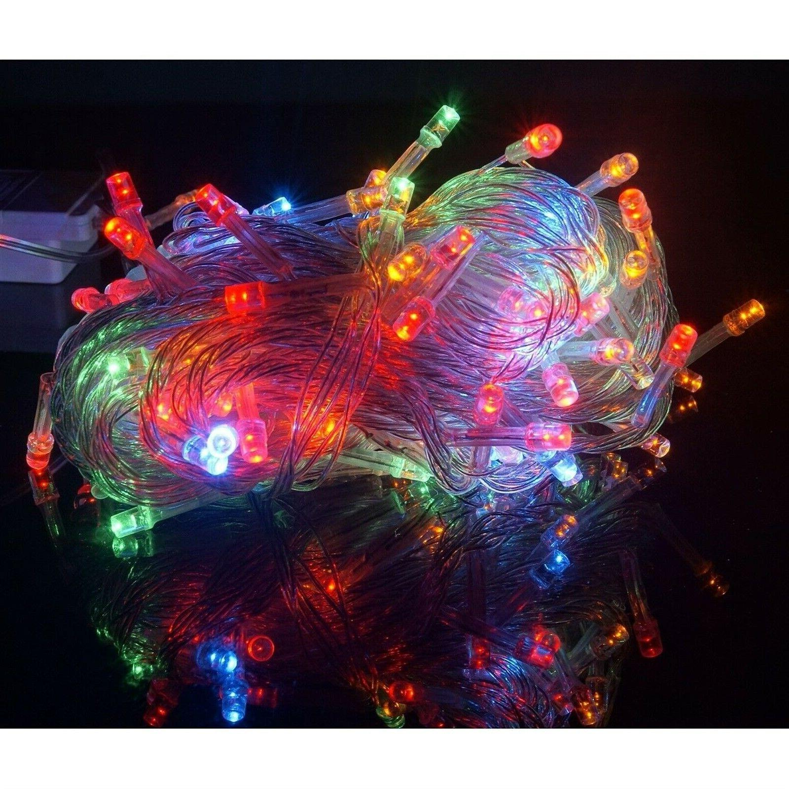 Fairy Lights Indoor LED String Room Expandable 33ft