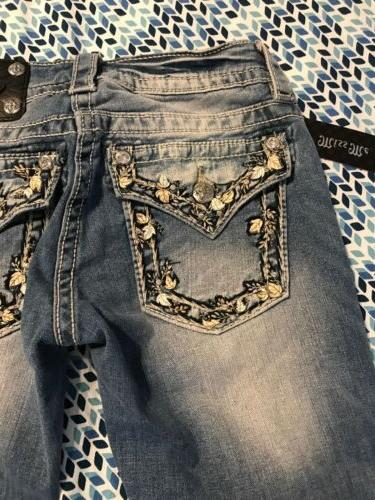 Miss Me Jeans Blue Tags Cute